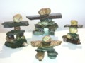 One-of-a-Kind Inukshuks