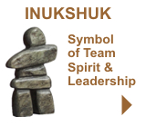 Inukshuks - Symbols of Team Spirit & Leadership